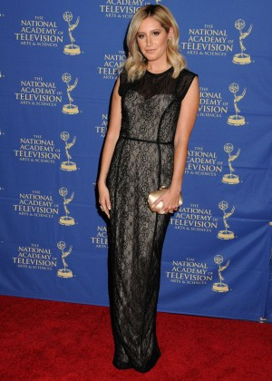 Ashley Tisdale - Daytime Creative Arts Emmy 2014 Awards Gala -02