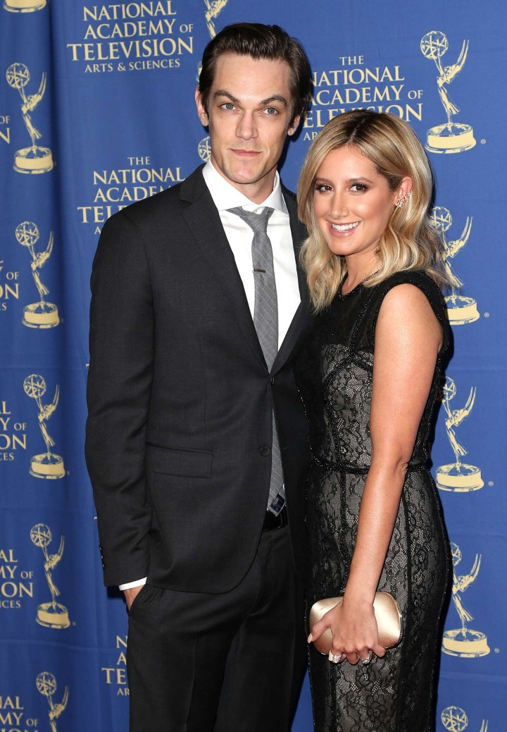 Ashley Tisdale – Daytime Creative Arts Emmy 2014 Awards Gala -03