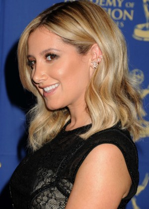 Ashley Tisdale - Daytime Creative Arts Emmy 2014 Awards Gala -04