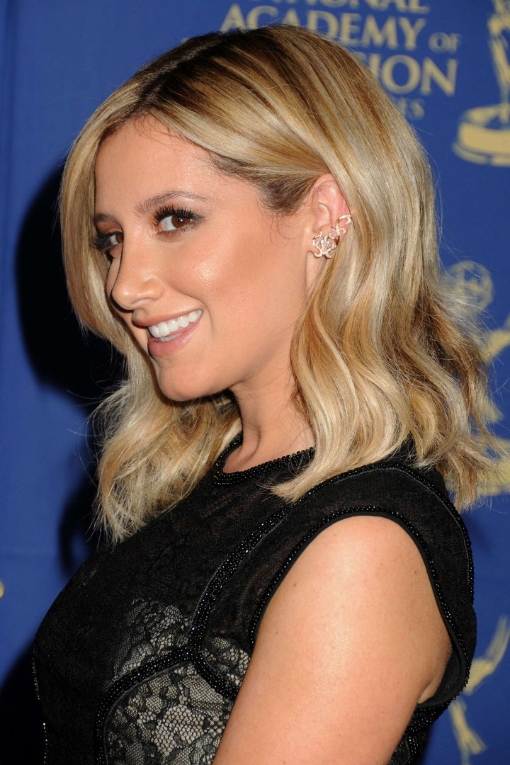 Ashley Tisdale – Daytime Creative Arts Emmy 2014 Awards Gala -04
