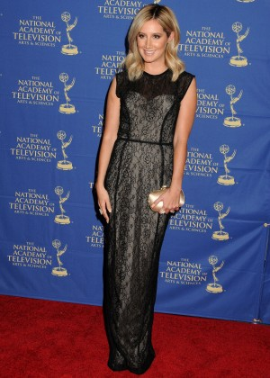 Ashley Tisdale - Daytime Creative Arts Emmy 2014 Awards Gala -05