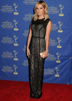 Ashley Tisdale - Daytime Creative Arts Emmy 2014 Awards Gala -06