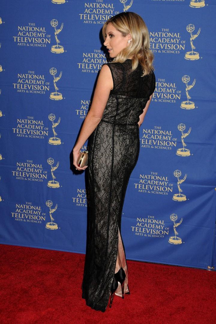Ashley Tisdale – Daytime Creative Arts Emmy 2014 Awards Gala -08