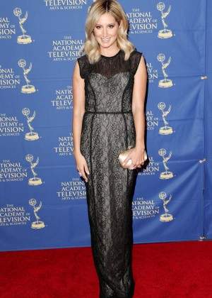 Ashley Tisdale - Daytime Creative Arts Emmy 2014 Awards Gala -09