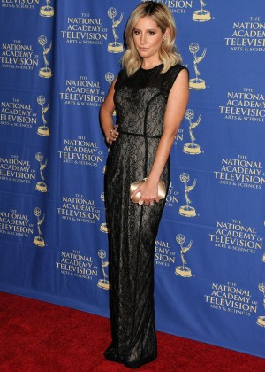 Ashley Tisdale - Daytime Creative Arts Emmy 2014 Awards Gala -10