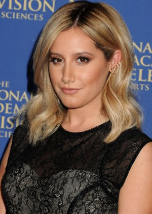 Ashley Tisdale - Daytime Creative Arts Emmy 2014 Awards Gala -11