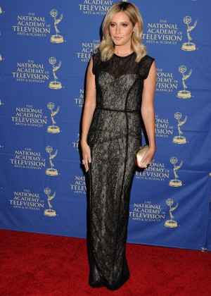 Ashley Tisdale - Daytime Creative Arts Emmy 2014 Awards Gala -13