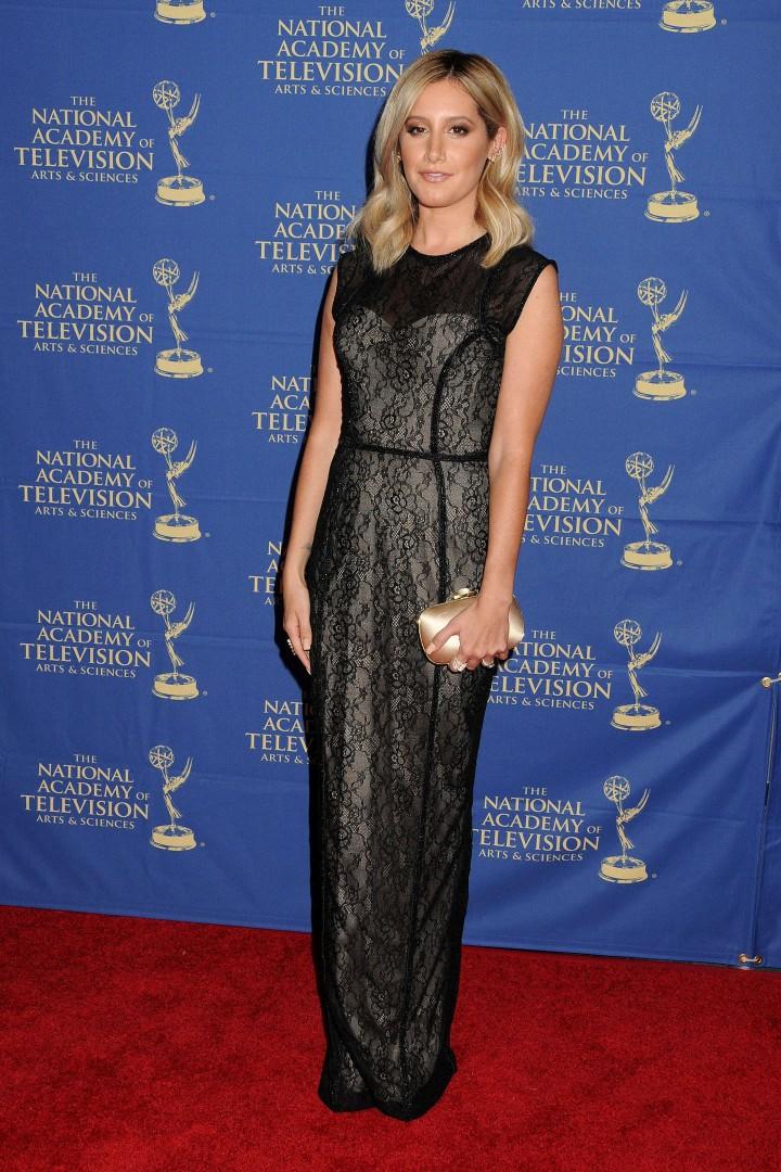 Ashley Tisdale – Daytime Creative Arts Emmy 2014 Awards Gala -14