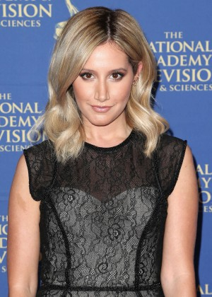 Ashley Tisdale - Daytime Creative Arts Emmy 2014 Awards Gala -16