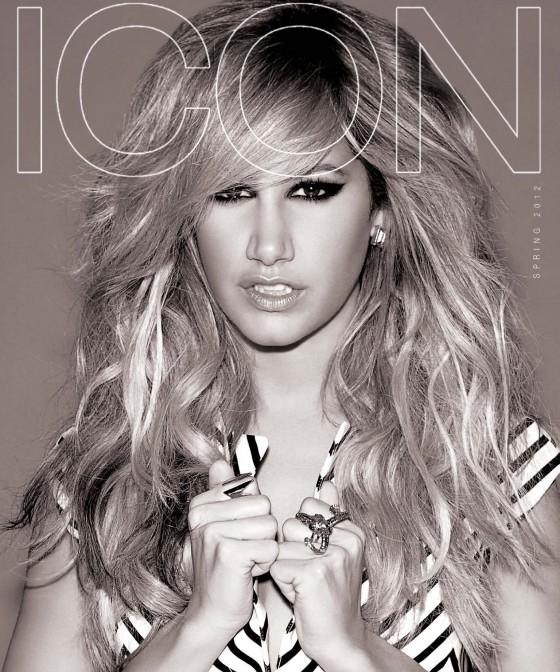 Ashley Tisdale – Icon Magazine -03