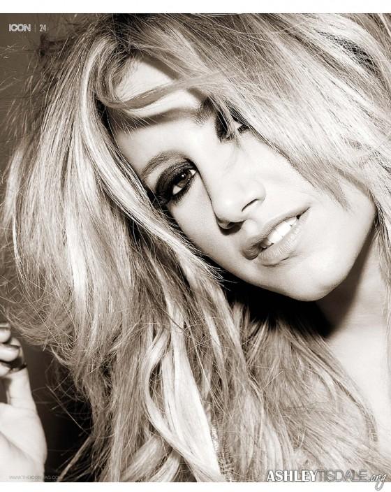 Ashley Tisdale – Icon Magazine -05