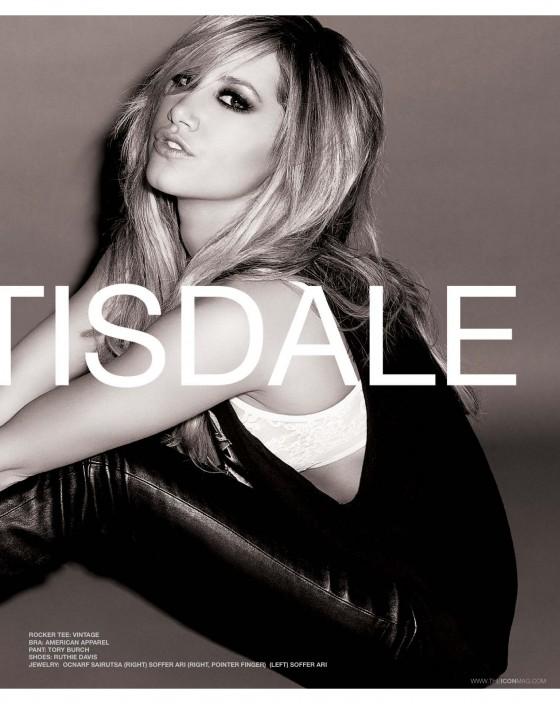 Ashley Tisdale – Icon Magazine -07
