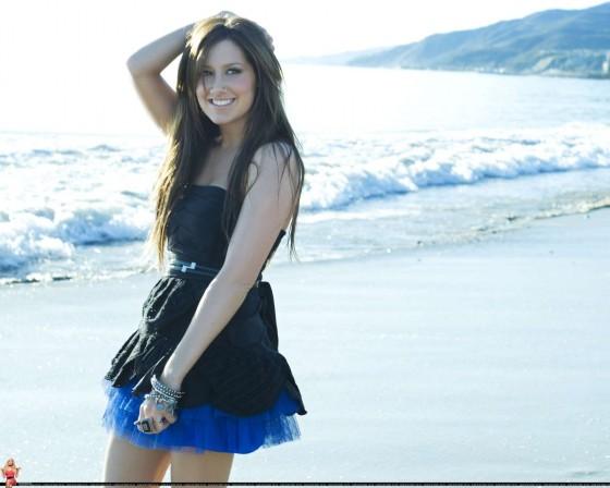 Ashley Tisdale - Photoshoot For Guilty Pleasure-18 - GotCeleb