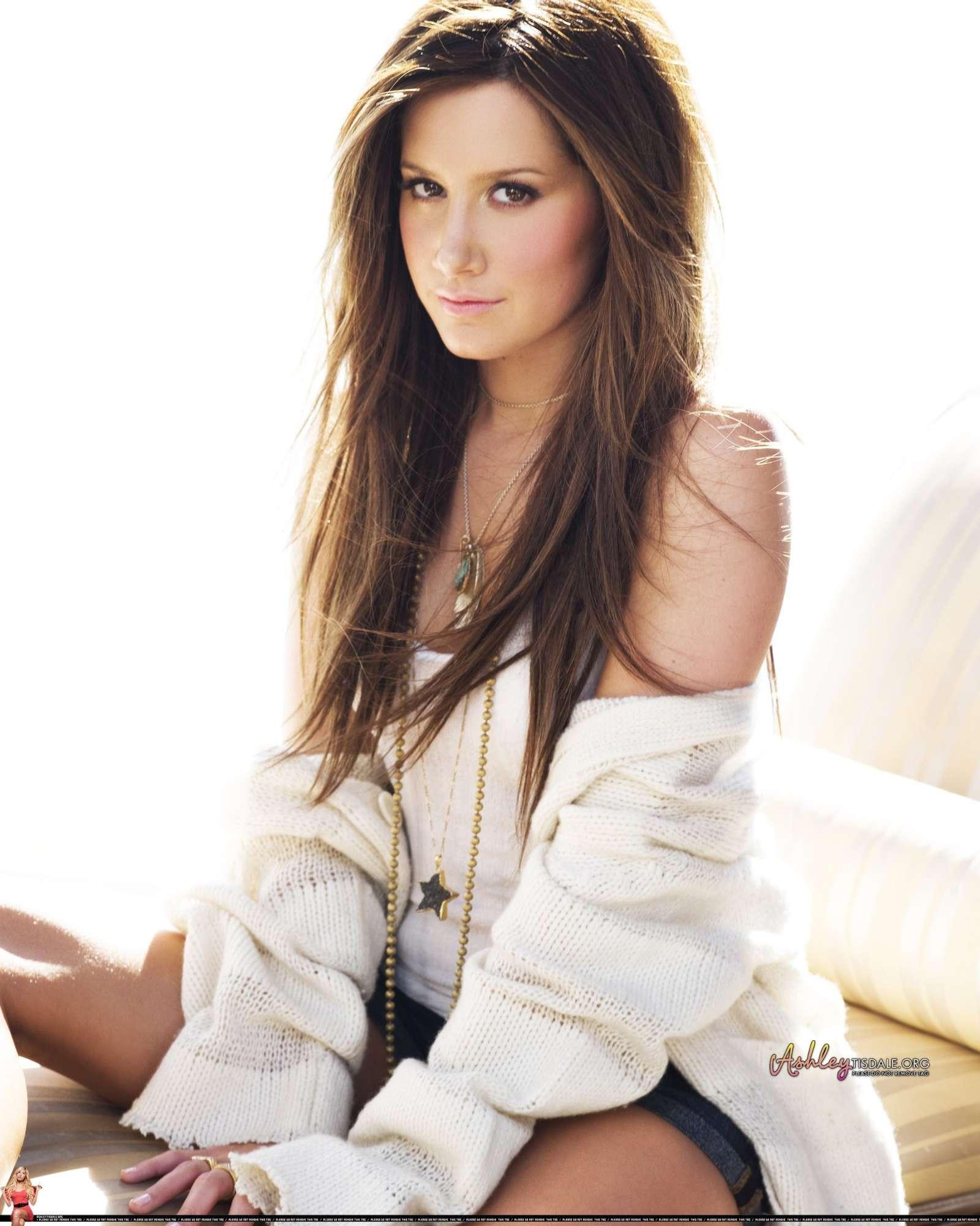 Ashley Tisdale Guilty Pleasure Photo Shoot | Foto Bugil ...