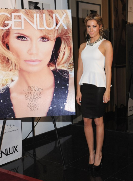 Ashley Tisdale – Riviera 31 opening -02