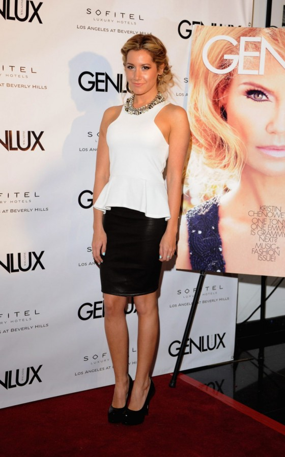 Ashley Tisdale – Riviera 31 opening -03