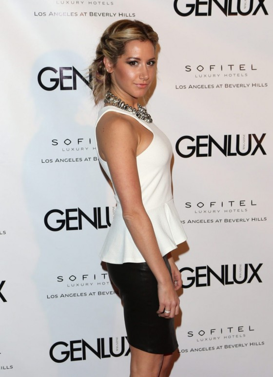 Ashley Tisdale – Riviera 31 opening -07