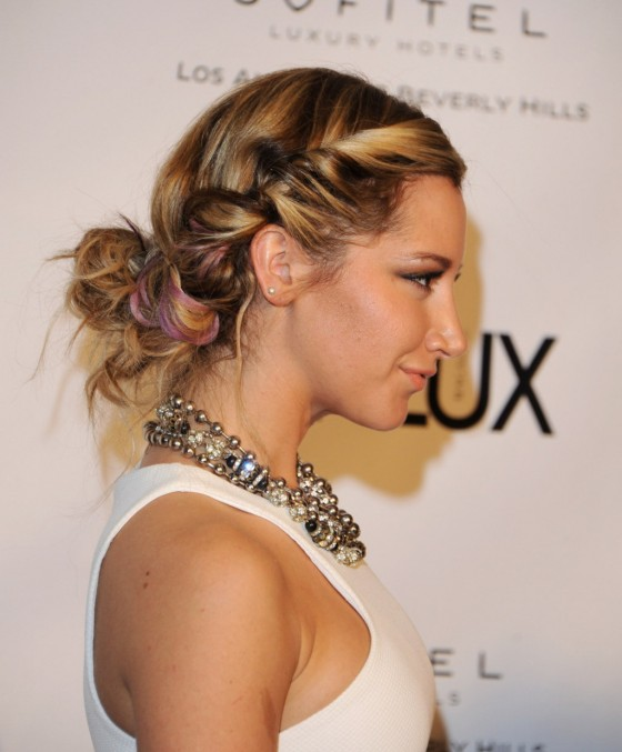 Ashley Tisdale – Riviera 31 opening -10