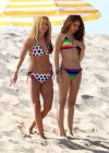 Ashley Tisdale and Sarah Hyland bikini in Venice-06