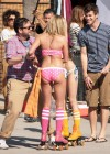 Ashley Tisdale and Sarah Hyland bikini in Venice-22
