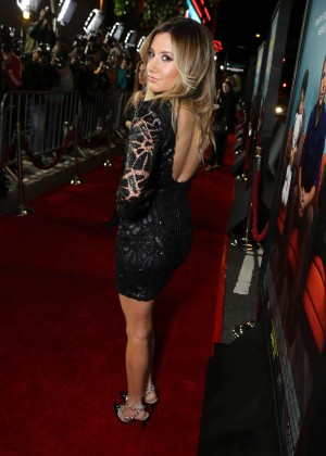 Ashley Tisdale: That Awkward Moment Premiere -01
