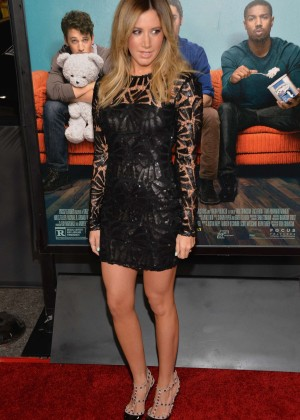 Ashley Tisdale: That Awkward Moment Premiere -03