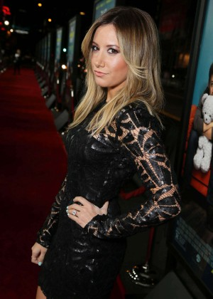 Ashley Tisdale: That Awkward Moment Premiere -07