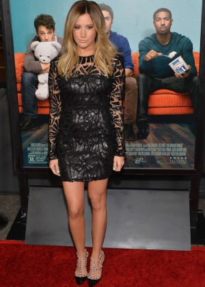 Ashley Tisdale: That Awkward Moment Premiere -10