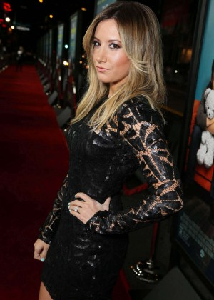 Ashley Tisdale: That Awkward Moment Premiere -11