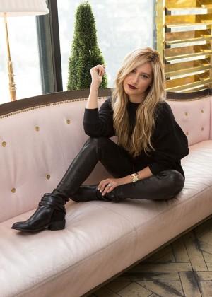 Ashley Tisdale - The Hollywood Reporter Magazine (November 2014)