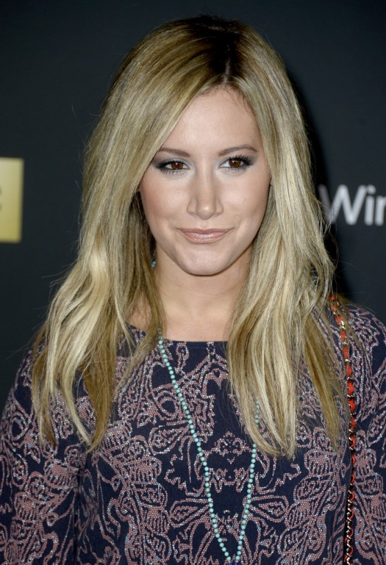 Ashley Tisdale - The Walking Dead 4th season Premiere -01