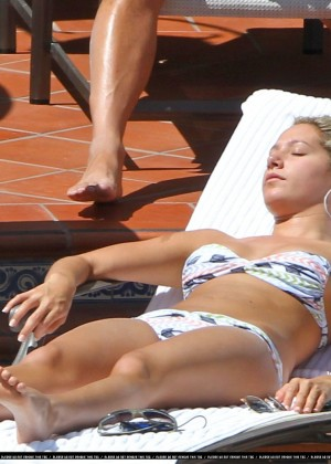 Ashley Tisdale Bikini Pics: 2014 in Santa Barbra -01
