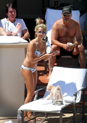 Ashley Tisdale Bikini Pics: 2014 in Santa Barbra -42