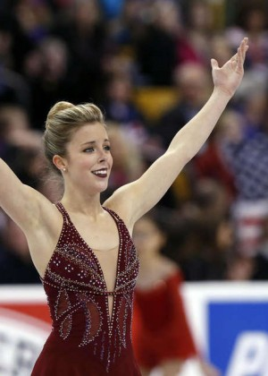 Hot 45 Ashley Wagner Pics -23