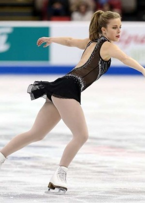 Hot 45 Ashley Wagner Pics -39