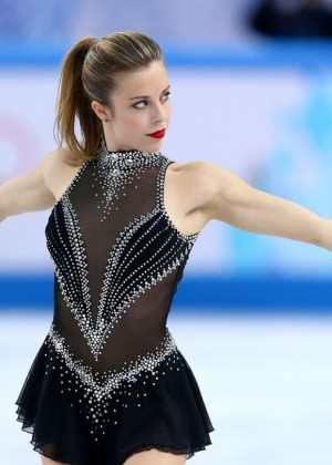 Ashley Wagner: Sochi 2014 Figure Skating Ladies Short Program -02