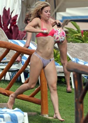 Ashley Wagner bikini -07
