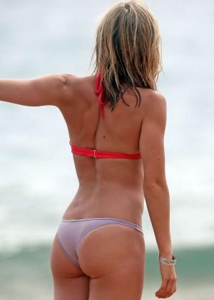 Ashley Wagner bikini -08