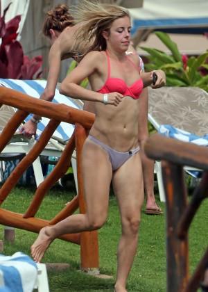 Ashley Wagner bikini -10