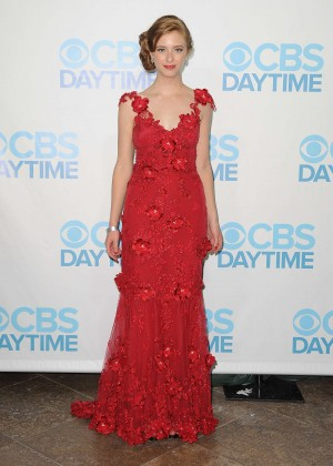 Ashlyn Pearce: 2014 Daytime Emmy Awards After Party -01