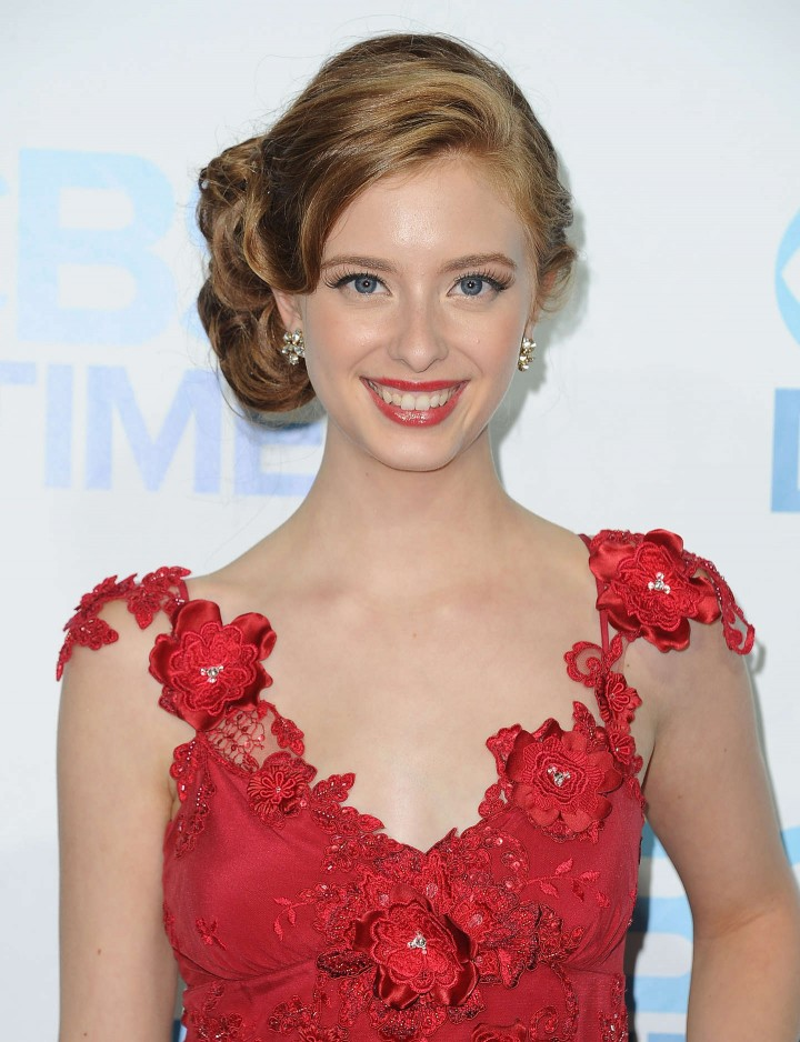 Ashlyn Pearce: 2014 Daytime Emmy Awards After Party -02
