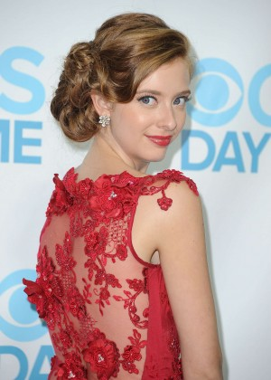 Ashlyn Pearce: 2014 Daytime Emmy Awards After Party -04