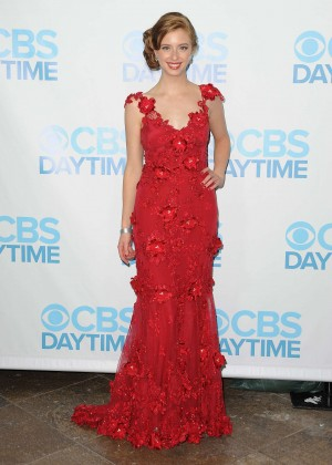 Ashlyn Pearce: 2014 Daytime Emmy Awards After Party -05