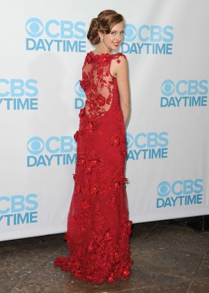 Ashlyn Pearce: 2014 Daytime Emmy Awards After Party -06