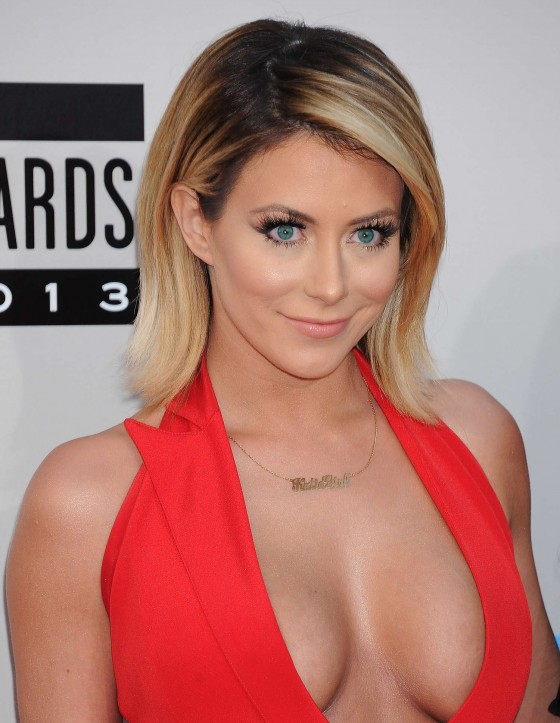 Aubrey O'Day – 2013 American Music Awards in Los Angeles