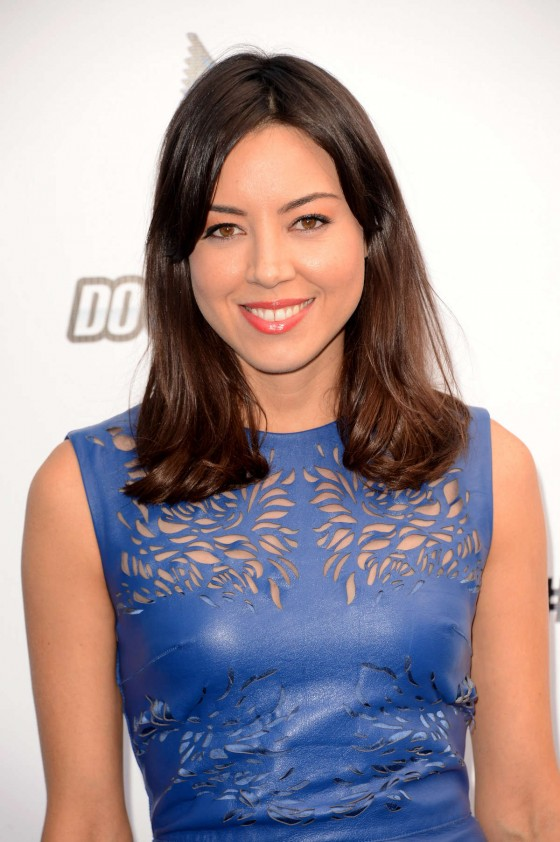 Aubrey Plaza - 2012 Do Something Awards in Santa Monica