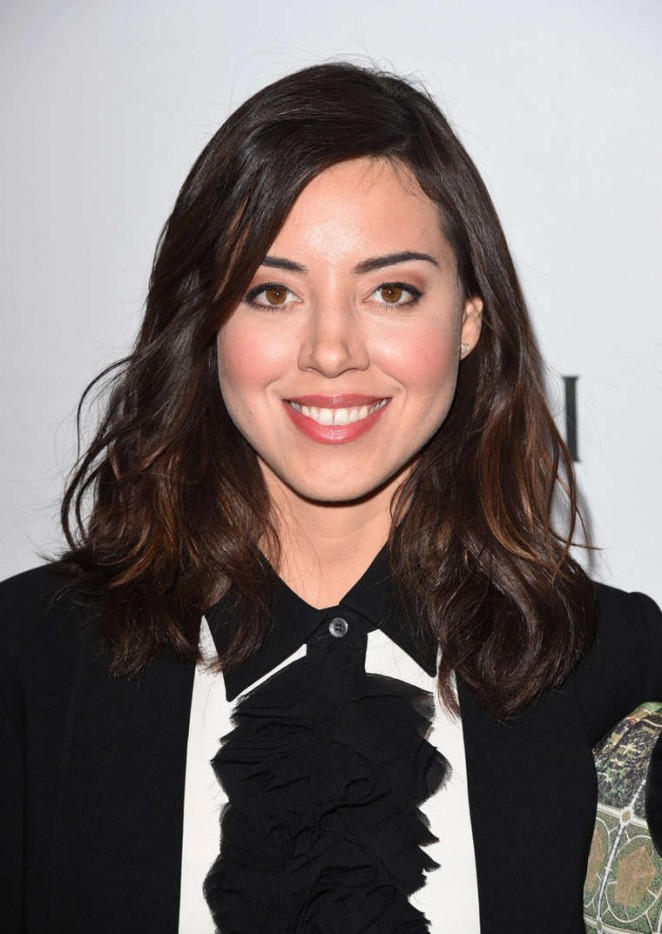 Aubrey Plaza - Equality Now's Make Equality Reality Event in Los Angeles