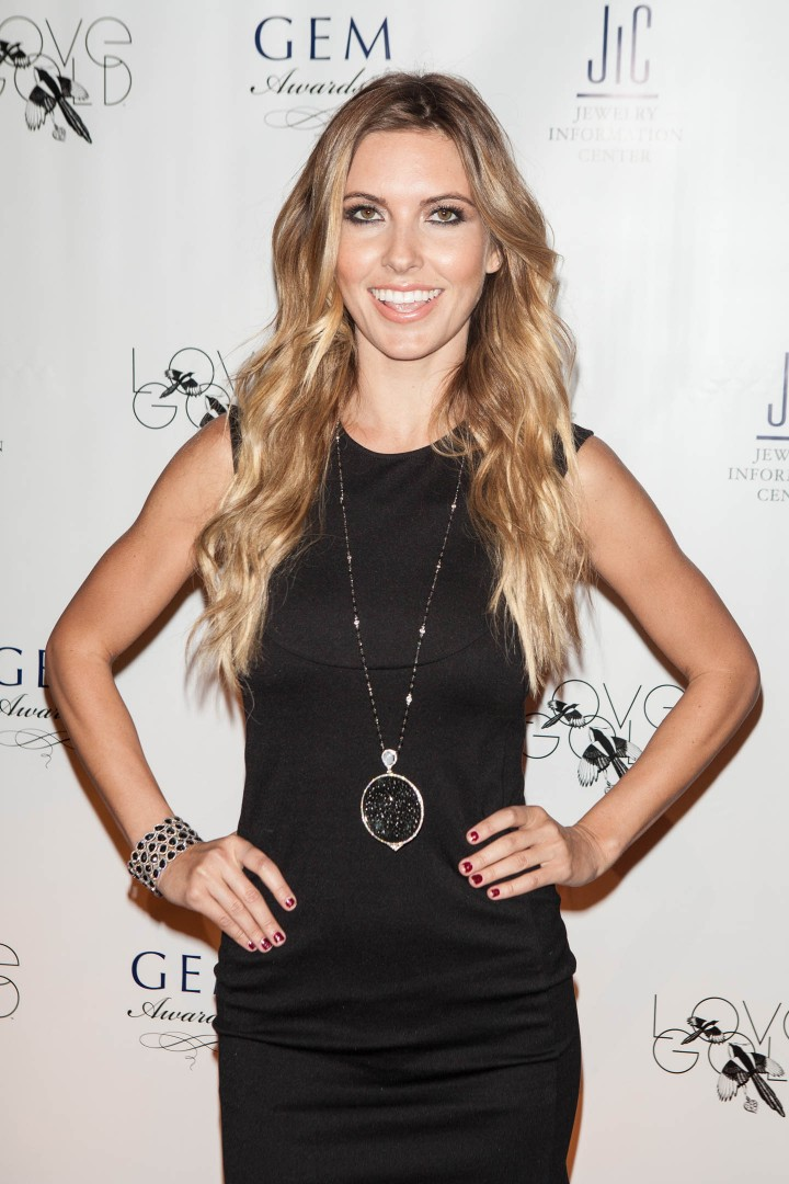 Audrina Patridge – 2014 GEM Awards in NYC