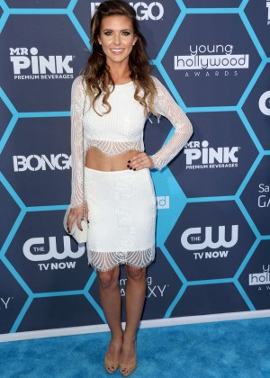 Audrina Patridge - 2014 Young Hollywood Awards