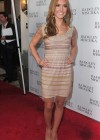 Audrina Patridge Candids at the Badgley Mischka store opening